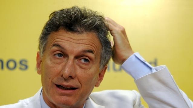 Papelón de Macri en Catamarca: sin saberlo, tilda de ladrones a los radicales con quienes acordó recientemente